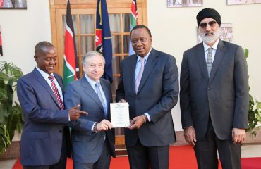 'Let's make a deal,' Jean Todt tells President Kenyatta and Kenyans who want the Safari back in the world championship