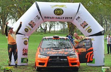 2018 Safari Rally Awards