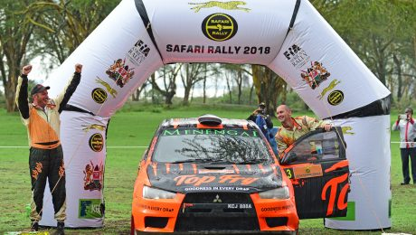 2018 Safari Rally Awards