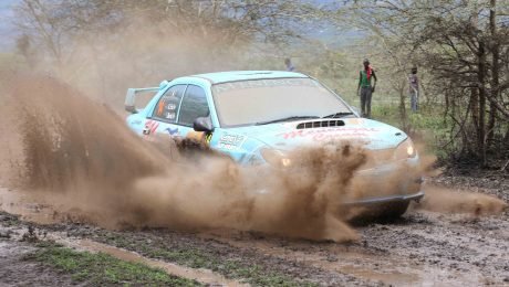 2018 Safari Rally