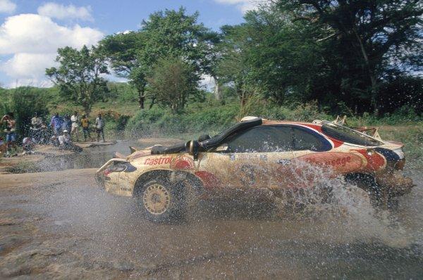 WRC Safari Rally